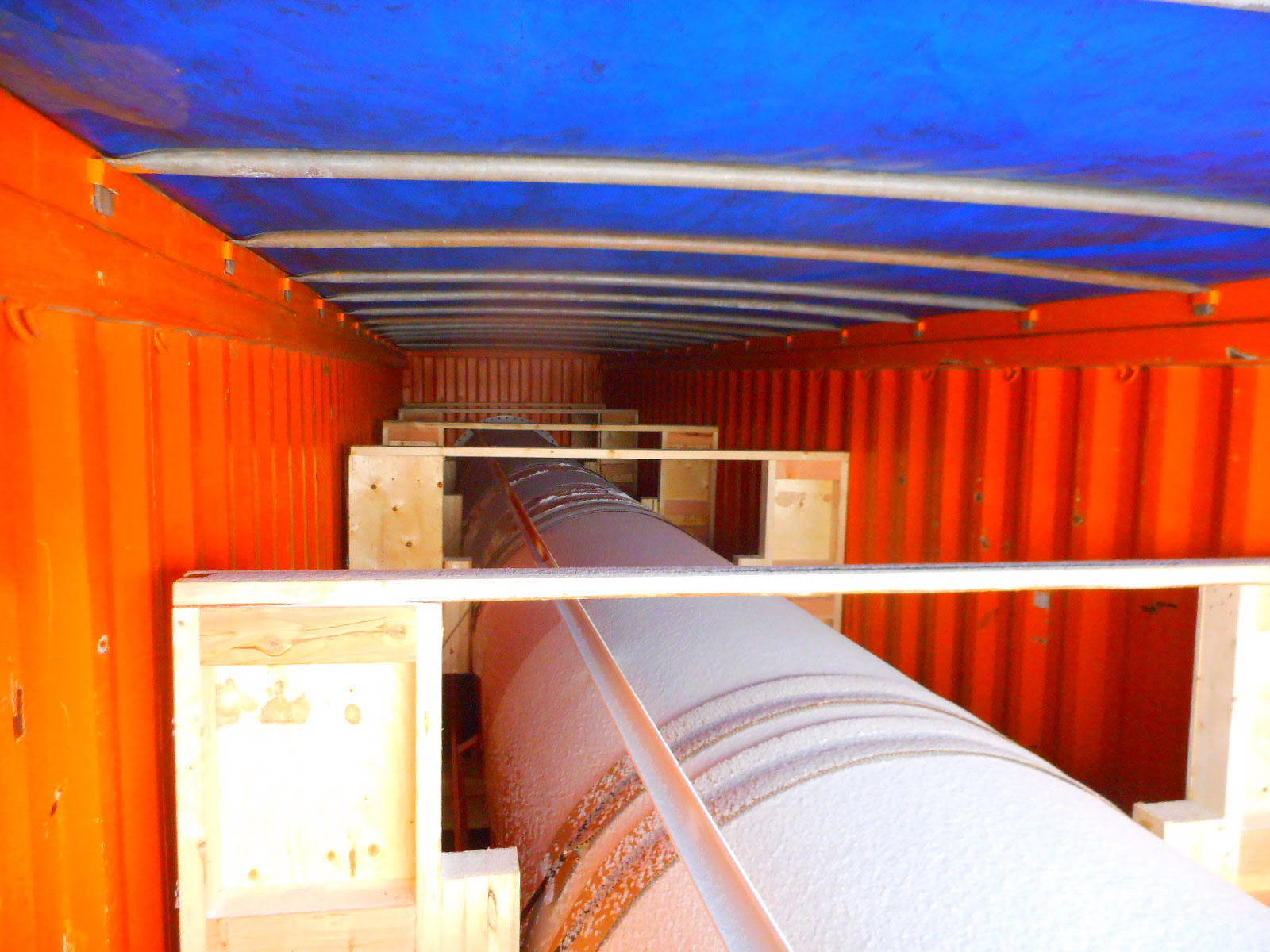 Freight Handling Services Prowest Shipping Amp Packaging Ltd